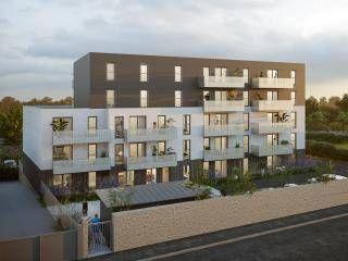 logement neuf extérieur LE CLOS 111 - Laval