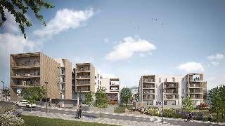 logement neuf extérieur BELVED'R - CLERMONT FERRAND