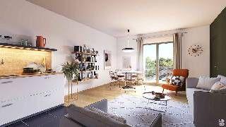 logement neuf extérieur L'INTERFACE - LA MADELEINE