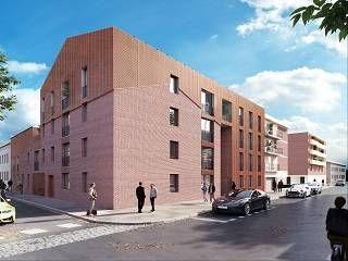 logement neuf extérieur ECRIN DES MINIMES - TOULOUSE
