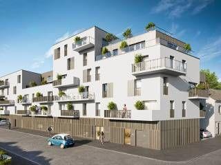 logement neuf extérieur BELLUNO - Saint-Nazaire