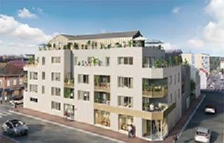 logement neuf extérieur ELEGANCE - MARCQ EN BAROEUL