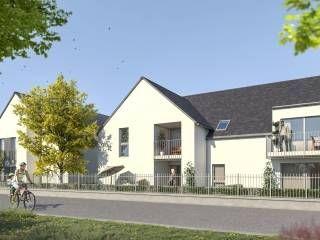 logement neuf extérieur LE HAMEAU DES LYS - AMBOISE