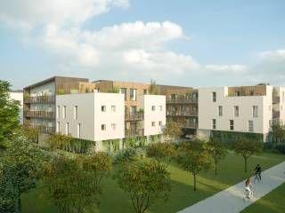 logement neuf extérieur YOU GREEN - Saran