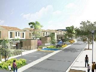 logement neuf extérieur COLLECTION VILLAGE - Bédarrides