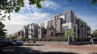 logement neuf extérieur LE DOMAINE DE SISLEY - Villeneuve-la-Garenne