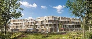 logement neuf extérieur OSMOSE - GROSLAY
