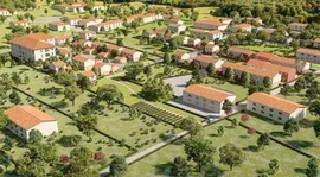 logement neuf extérieur LES JARDINS D'ARIZE - CARBONNE