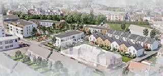 logement neuf extérieur LE VILLAGE DE DIANE - Le Petit-Quevilly