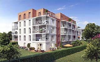 logement neuf extérieur CÔTÉ RIVE - Quesnoy-sur-Deûle
