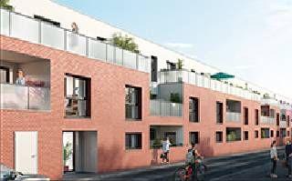 logement neuf extérieur NOUVEL ANGLE - LE PETIT QUEVILLY