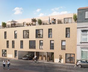 logement neuf extérieur FACTORY - RONCQ