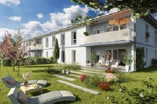 logement neuf extérieur EUPHORIA - ST JEAN D ILLAC