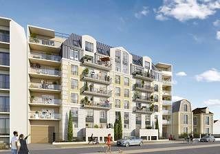 logement neuf extérieur LES JARDINS D'ARGELIES - JUVISY SUR ORGE