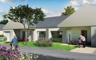 logement neuf extérieur LA PROMENADE JACQUES BREL - BOURGES