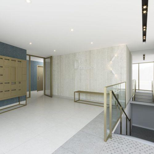 logement neuf intérieur Green Square - LILLE
