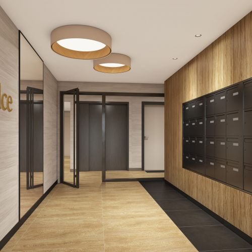 logement neuf intérieur 1Dolce - AMBILLY