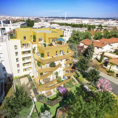 logement neuf extérieur 1 IRISEA - VENISSIEUX