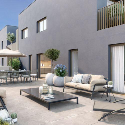 logement neuf extérieur 2 Vita - AMBILLY