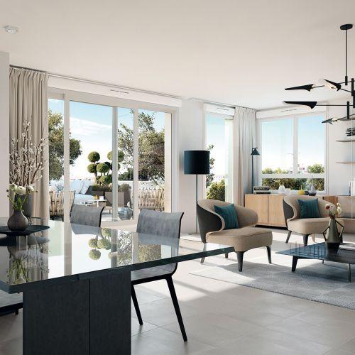 logement neuf intérieur 2 ELOGE DU PARC - TOULOUSE