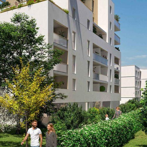 logement neuf extérieur 188 FAUBOURG - Toulouse