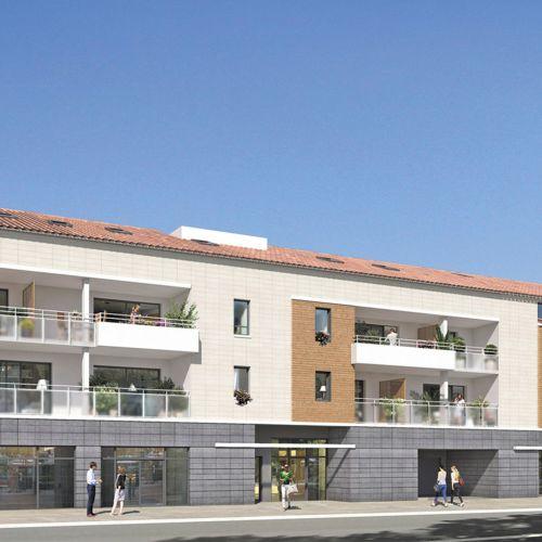 logement neuf extérieur 1 Esprit Calanques - MARSEILLE 08