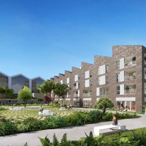 logement neuf extérieur 3 Emblem - BORDEAUX