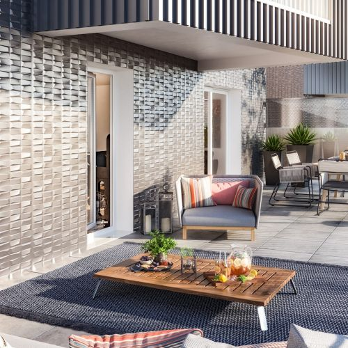 logement neuf intérieur 8ème Art - MARSEILLE 08