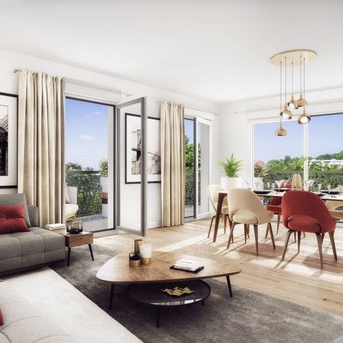 logement neuf intérieur Westmont - RUEIL MALMAISON