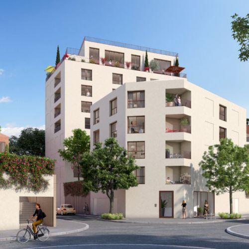 logement neuf extérieur 1 Escale sur Jardins - BORDEAUX