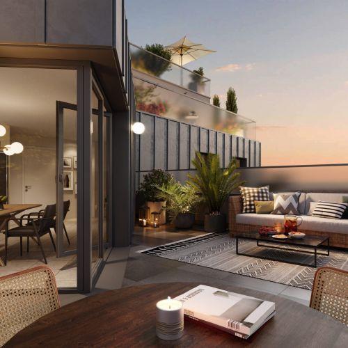 logement neuf extérieur 2 Novo - NOISY LE SEC
