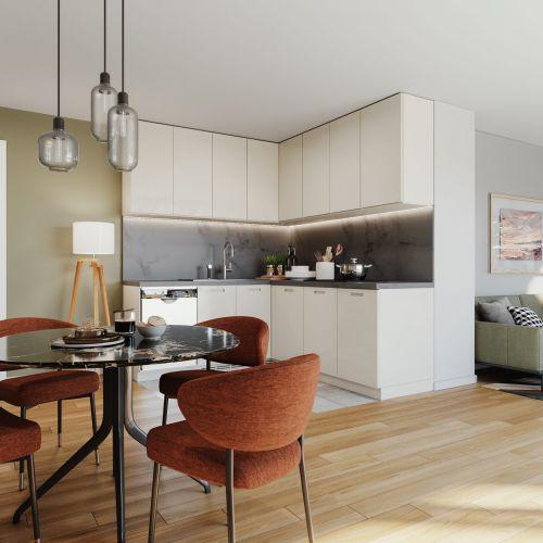logement neuf intérieur Novo - NOISY LE SEC