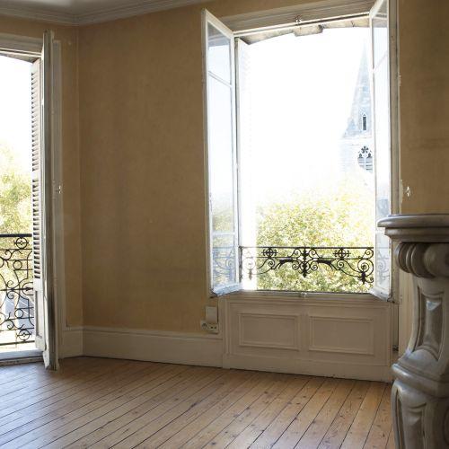 logement neuf intérieur SAINT VIVIEN - ROUEN