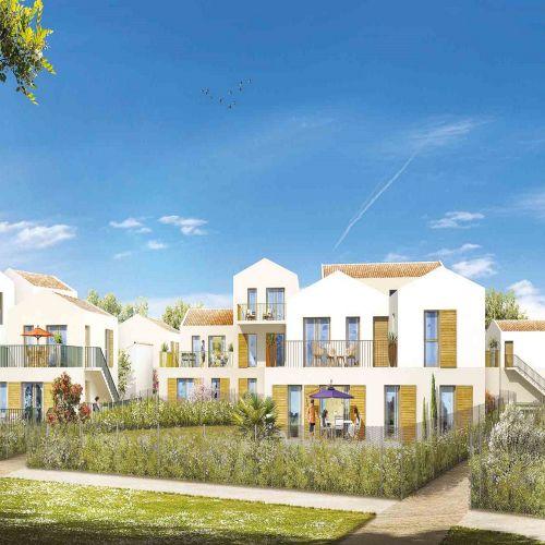 logement neuf extérieur 1 Massado - CHATEAUNEUF LE ROUGE