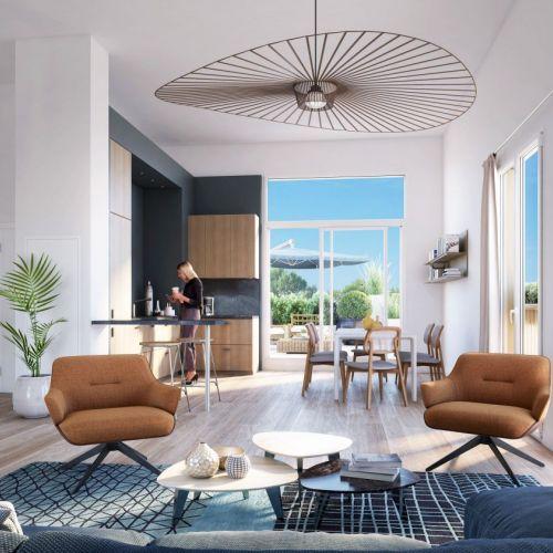 logement neuf intérieur ALLURE - NANTES