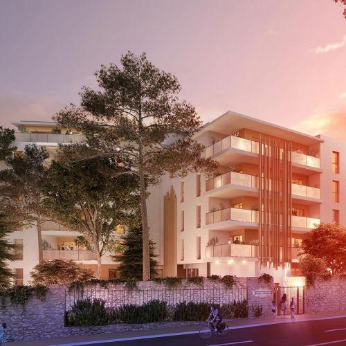 logement neuf extérieur 3 LES LODGES DE THAU - SETE