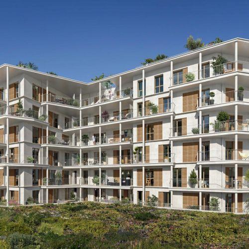 logement neuf extérieur ONIRIK - ANNEMASSE