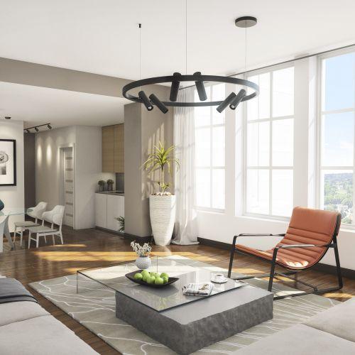 logement neuf intérieur MAGASINS - MARQUETTE LEZ LILLE