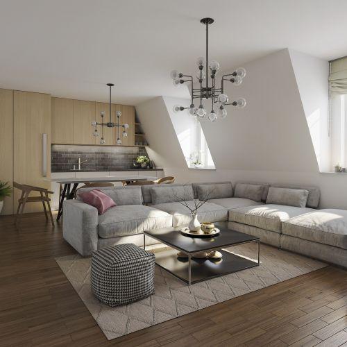 logement neuf intérieur 1 MAGASINS - MARQUETTE LEZ LILLE