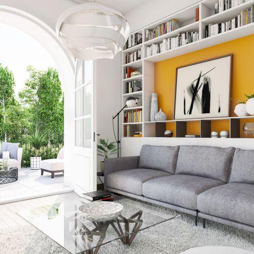 logement neuf intérieur 2 MAGASINS - MARQUETTE LEZ LILLE