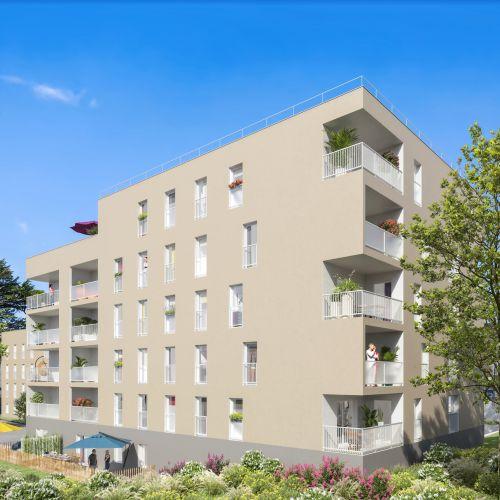 logement neuf extérieur 1 TERRE DE CEDRE - GLEIZE