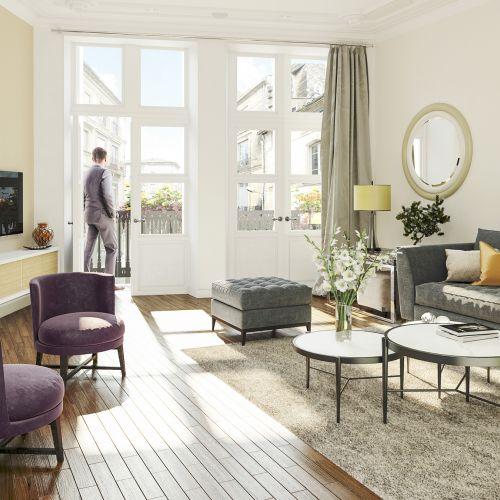logement neuf intérieur UZES - UZES