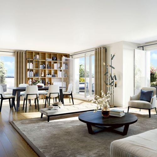 logement neuf intérieur LE 175 - Villepinte