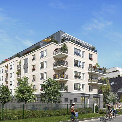 logement neuf extérieur 1 LE 175 - Villepinte