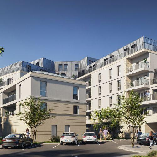 logement neuf extérieur 1 Résidence Fleur D'Orme - LIMOGES