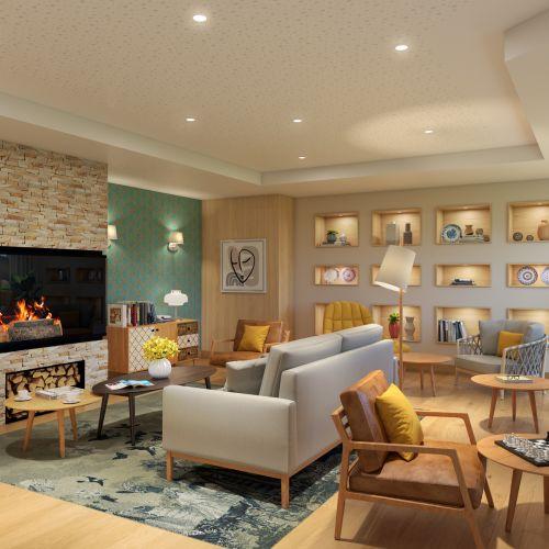 logement neuf intérieur Résidence Fleur D'Orme - LIMOGES