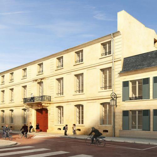 logement neuf extérieur 1 HOTEL DE FONTENAY - VERSAILLES