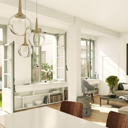 logement neuf intérieur HOTEL DE FONTENAY - VERSAILLES