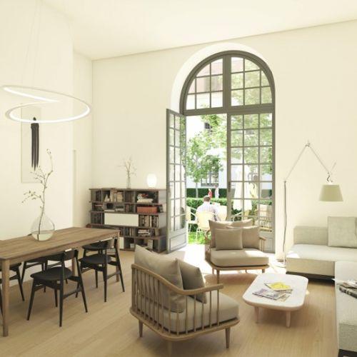 logement neuf intérieur COUR DES CAVALIERS - COMPIEGNE
