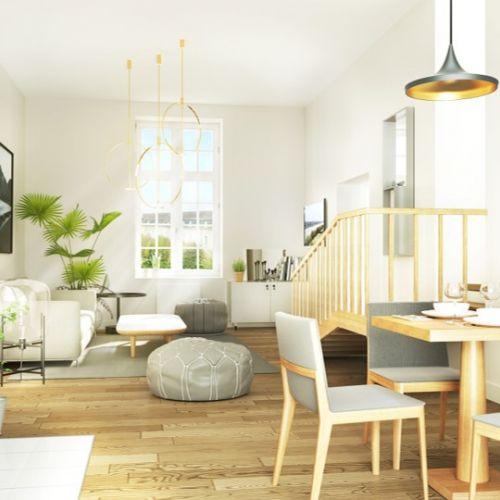 logement neuf intérieur 1 COUR DES CAVALIERS - COMPIEGNE